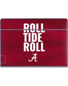 Alabama Roll Tide Roll Galaxy Book Keyboard Folio 12in Skin