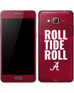 Alabama Roll Tide Roll Galaxy Grand Prime Skin