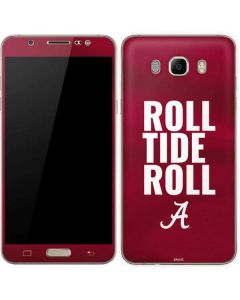 Alabama Roll Tide Roll Galaxy J7 Skin