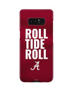 Alabama Roll Tide Roll Galaxy Note 8 Lite Case