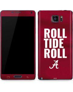 Alabama Roll Tide Roll Galaxy Note5 Skin