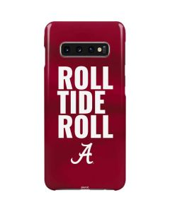 Alabama Roll Tide Roll Galaxy S10 Plus Lite Case