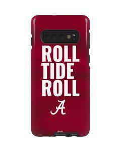 Alabama Roll Tide Roll Galaxy S10 Pro Case