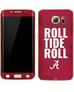 Alabama Roll Tide Roll Galaxy S6 edge+ Skin