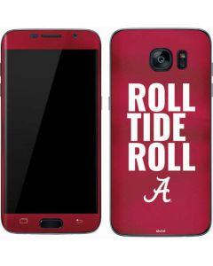 Alabama Roll Tide Roll Galaxy S7 Skin