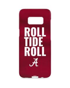 Alabama Roll Tide Roll Galaxy S8 Plus Lite Case