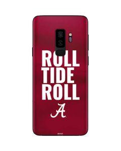 Alabama Roll Tide Roll Galaxy S9 Plus Skin