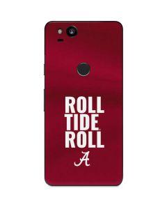 Alabama Roll Tide Roll Google Pixel 2 Skin