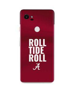 Alabama Roll Tide Roll Google Pixel 2 XL Skin