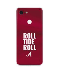 Alabama Roll Tide Roll Google Pixel 3 Skin