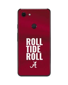 Alabama Roll Tide Roll Google Pixel 3 XL Skin
