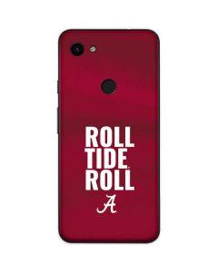 Alabama Roll Tide Roll Google Pixel 3a Skin