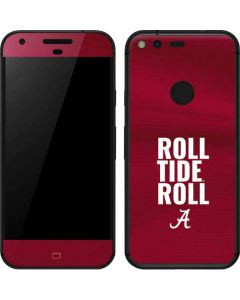 Alabama Roll Tide Roll Google Pixel Skin