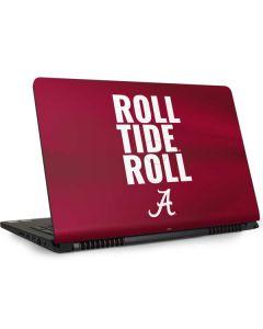 Alabama Roll Tide Roll Dell Inspiron Skin