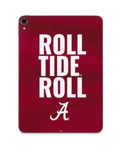 Alabama Roll Tide Roll Apple iPad Pro Skin