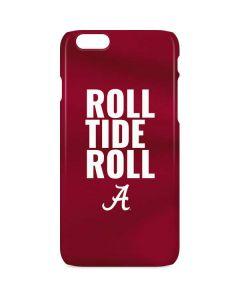 Alabama Roll Tide Roll iPhone 6s Lite Case