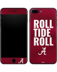 Alabama Roll Tide Roll iPhone 7 Plus Skin