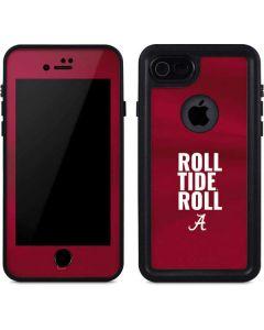 Alabama Roll Tide Roll iPhone 8 Waterproof Case