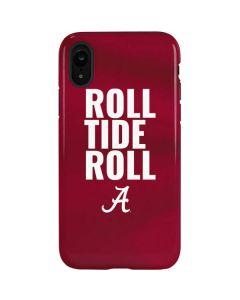 Alabama Roll Tide Roll iPhone XR Pro Case