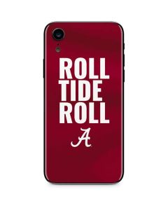 Alabama Roll Tide Roll iPhone XR Skin