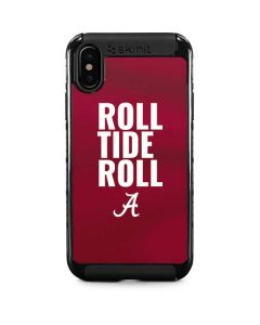 Alabama Roll Tide Roll iPhone XS Cargo Case