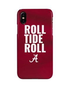 Alabama Roll Tide Roll iPhone XS Lite Case