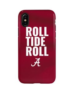 Alabama Roll Tide Roll iPhone XS Max Pro Case