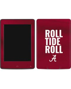 Alabama Roll Tide Roll Amazon Kindle Skin