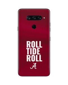 Alabama Roll Tide Roll LG V40 ThinQ Skin