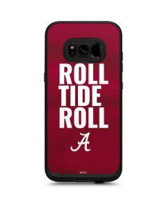 Alabama Roll Tide Roll LifeProof Fre Galaxy Skin