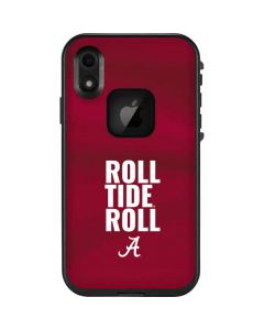 Alabama Roll Tide Roll LifeProof Fre iPhone Skin