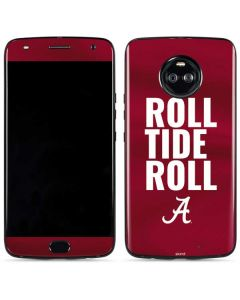Alabama Roll Tide Roll Moto X4 Skin