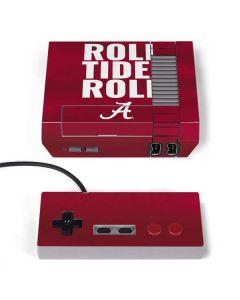 Alabama Roll Tide Roll NES Classic Edition Skin