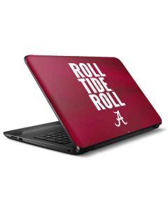 Alabama Roll Tide Roll HP Notebook Skin