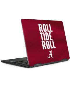 Alabama Roll Tide Roll Notebook 9 Pro 13in (2017) Skin
