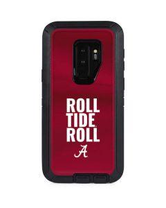 Alabama Roll Tide Roll Otterbox Defender Galaxy Skin