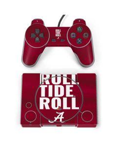 Alabama Roll Tide Roll PlayStation Classic Bundle Skin
