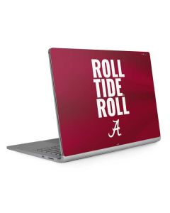 Alabama Roll Tide Roll Surface Book 2 15in Skin