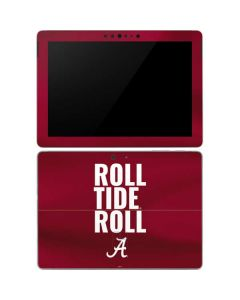 Alabama Roll Tide Roll Surface Go Skin