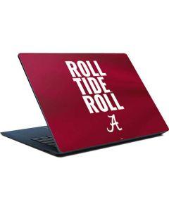 Alabama Roll Tide Roll Surface Laptop Skin