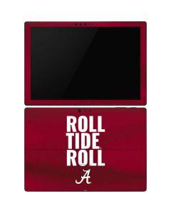 Alabama Roll Tide Roll Surface Pro 6 Skin