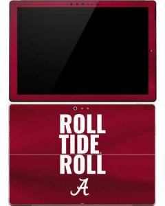Alabama Roll Tide Roll Surface Pro (2017) Skin