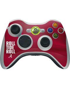 Alabama Roll Tide Roll Xbox 360 Wireless Controller Skin