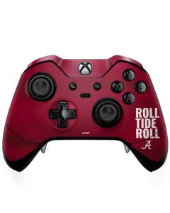 Alabama Roll Tide Roll Xbox One Elite Controller Skin