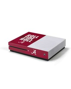 Alabama Roll Tide Roll Xbox One S Console Skin