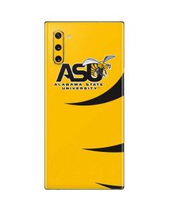 Alabama State Hornets Galaxy Note 10 Skin