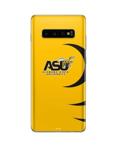 Alabama State Hornets Galaxy S10 Plus Skin