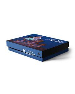 Aladdin and Jasmine Magic Carpet Xbox One X Console Skin