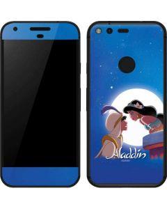 Aladdin and Princess Jasmine Google Pixel Skin