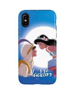 Aladdin and Princess Jasmine iPhone XS Pro Case